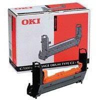 Oki C7100/7300/7500 Drum Unit Black 41962808