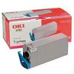 Oki C7100/7300/7500 Toner Cartridge Magenta 41963006