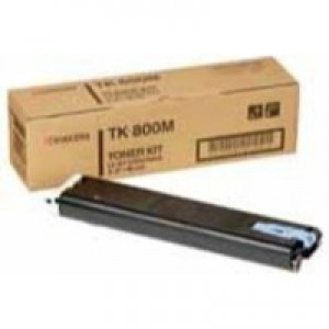 Kyocera FS-C8008N Toner Cartridge 10000 Pages Magenta TK-800M