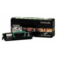 Lexmark Laser Toner Cartridge Return Program Page Life 6000pp Black Ref 34016HE