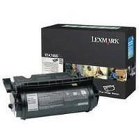 Lexmark T630/T634 Extra High Yield Laser Toner Cartridge Black 12A7465