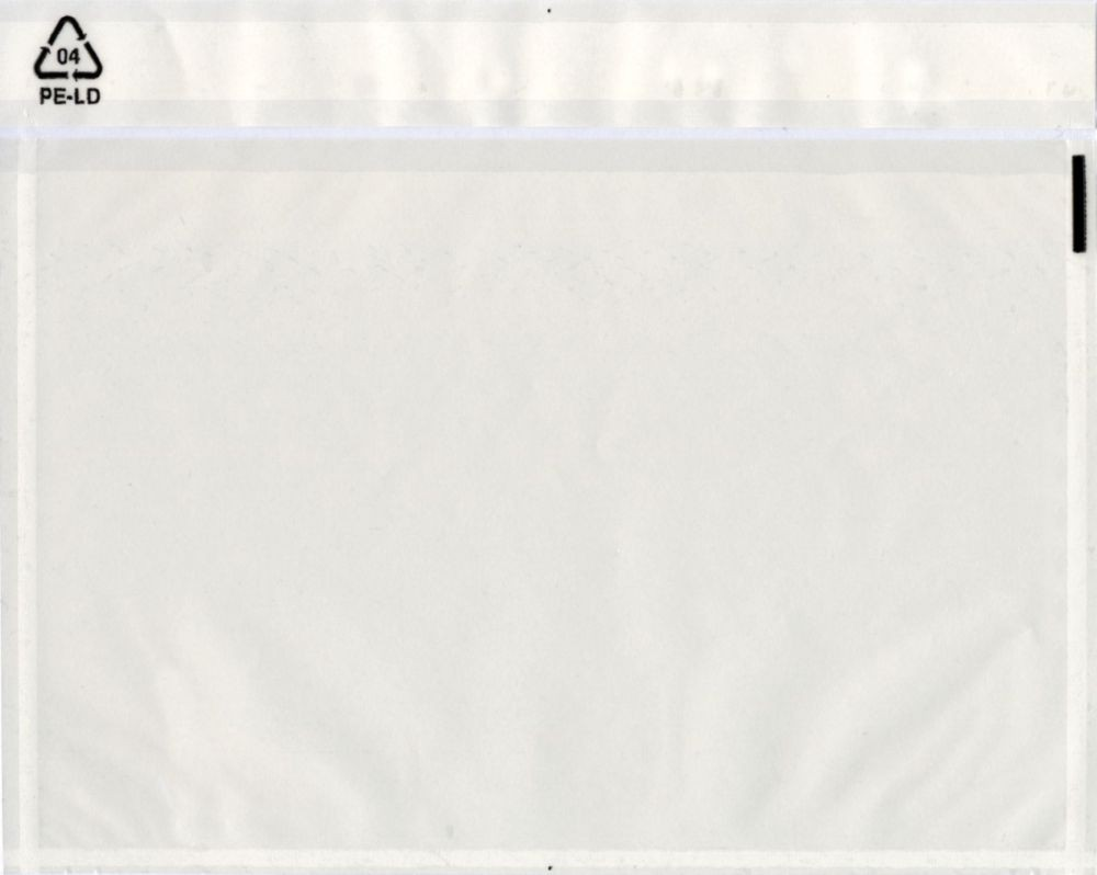 Masterline Self Adhesive Document Enclosed Envelope A5/C5 225x165mm Pack 1000