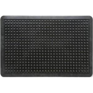 Mat Rubber Anti Slip 610x910mm Bubble