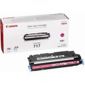 Canon 717M Magenta Toner Cartridge