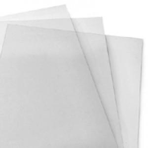 GBC HiClear PVC A5 Binding Covers Pk100