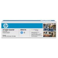 Hewlett Packard [HP] No. 125A Laser Toner Cartridge Page Life 1400pp Cyan Ref CB541A