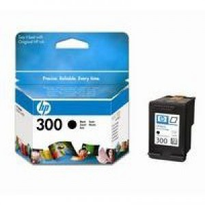 HP No 300 Inkjet Cart Black CC640EE#UUS