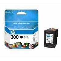 HP No 300 Inkjet Cart Black CC640EE#UUS