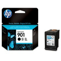 Hewlett Packard [HP] No. 901 Inkjet Cartridge Page Life 200pp Black Ref CC653AE
