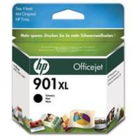 Hewlett Packard [HP] No. 901XL Inkjet Cartridge Page Life 700pp Black Ref CC654AE