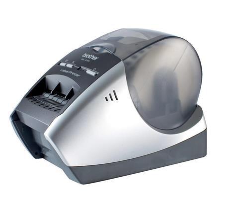 Brother QL570 Labelmaker Thermal USB Automatic Cutter 300dpi Max Width 62mm 68 Labels/minute Ref QL570ZU1