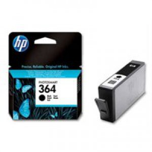 HP No.364 Black Inkjet Cartridge Code CB316EE