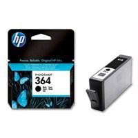 Hewlett Packard [HP] No. 364 Inkjet Cartridge Page Life 250pp 6ml Black Ref CB316EE