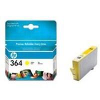 Hewlett Packard [HP] No. 364 Inkjet Cartridge Page Life 300pp Yellow Ref CB320EE