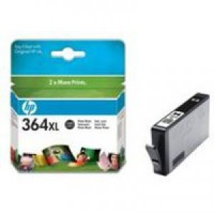 HP No.364XL Photo Black Inkjet Cartridge Code CB322EE