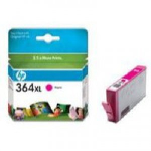 HP No.364XL Magenta Inkjet Cartridge Code CB324EE
