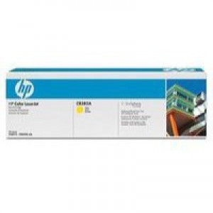 HP No.824A Laser Toner Cartridge Yellow Code CB382A