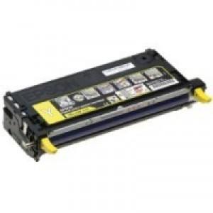 Epson S051158 Laser Toner Cartridge High Capacity Page Life 6000pp Yellow Ref C13S051158