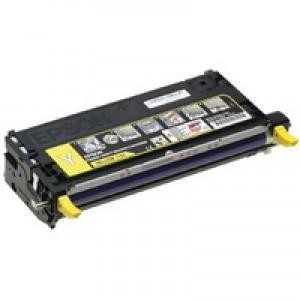Epson C2800 Standard Laser Toner Cartridge Yellow C13S051162