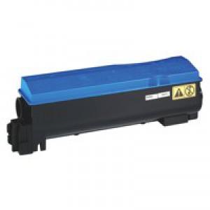 Kyocera TK-550C Cyan Toner 1T02HMCEU0