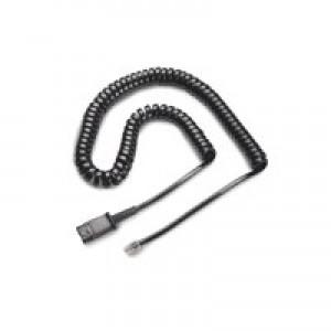 Plantronics Cable A10-11 Black 33305-02