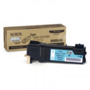 Xerox Cyan Toner Cartridge Phaser 6125 Code 106R01331