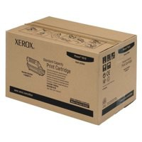 Xerox Laser Toner Cartridge High Yield Black Code 106R01371