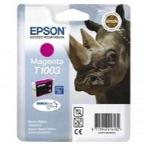 Epson Rhino DURABrite Ultra Ink Magenta T1003
