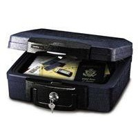 Sentry Fire-Safe Waterproof Chest 30min Fire Protection 4.9 Litre 7.7kg W362xD330xH156mm Ref H0100