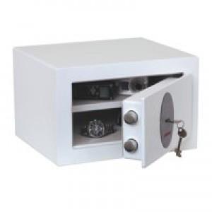 Phoenix Fortress High Security Safe Key Lock 8L Capacity 20kg W350xD300xH220MM Ref SS1181K