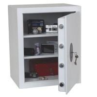 Phoenix Fortress High Security Safe Key Lock 43L Capacity 56kg W450xD350xH550mm Ref SS1183K