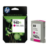 HP No.940XL Officejet Inkjet Cartridge Magenta Code C4908AE