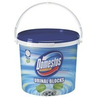 Domestos Professional Urinal Blocks 3kg Tub of 150 Tablets Ref VDL7508187
