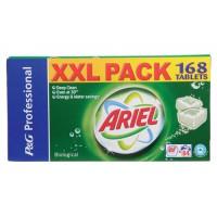 Image for Ariel Biological Washing Tablets for Laundry 2 per Load Ref VPGAT [Pack 168]
