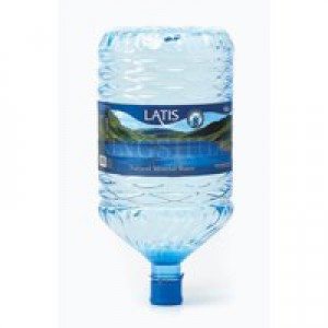 Water Bottle Recyclable for Office Water Cooler Systems 15 Litre Ref VDBW15