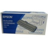 Epson Developer Toner Cartridge Black C13S050166