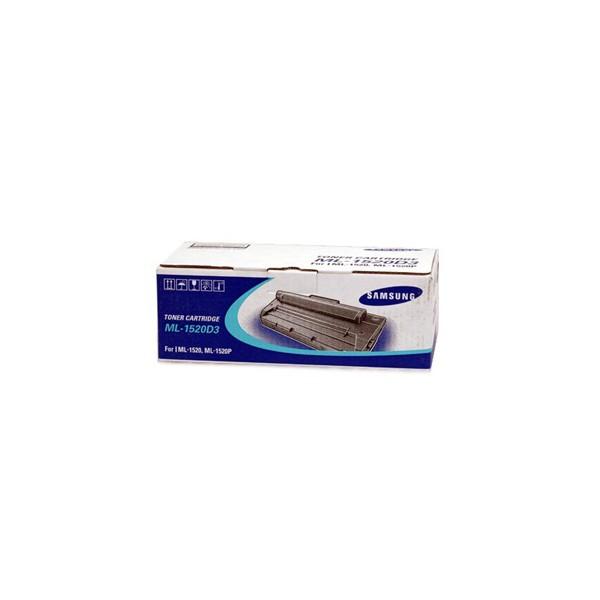 Samsung Laser Toner Cartridge Page Life 3000pp Black Ref ML-1520D3/ELS
