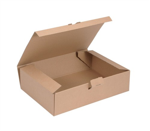 Kraft Mailing Box W305xD215xH80mm Brown [Pack 20]