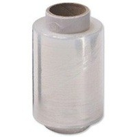 Stretch Packaging Film Wrap Refill Rolls 100mmx150m Clear [Pack 10]