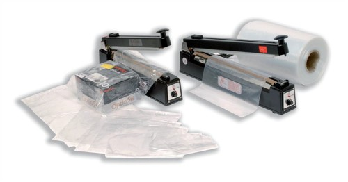 Impulse Sealer 300mm with Cutter