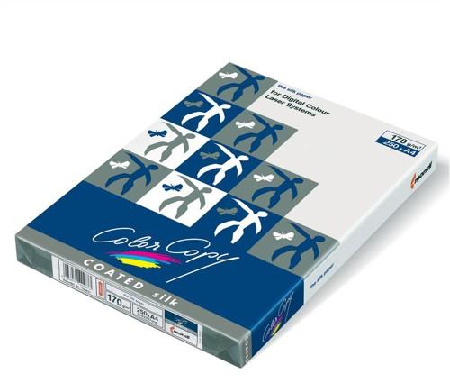Color Copy Colour Laser Paper Coated Silk 170gsm A4 White Ref CCS0170 [250 Sheets]