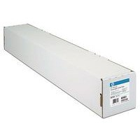 Hewlett Packard [HP] Bright White Inkjet Paper Roll 90gsm 594mm x 45.7m White Ref Q1445A
