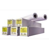 Hewlett Packard [HP] Universal Bond Paper Roll 80gsm 1067mm x 45.7m White Ref Q1398A