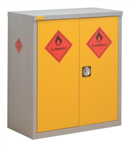 Trexus Hazardous Materials Cupboard W915xD460xH1015