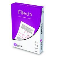 Effecto Copier Paper White A4 210x297mm 100gm Pack  500s