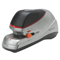 Rexel Optima 40 Electric Stapler Flat Clinch 26/6 Capacity 40 Sheets Ref 2102352