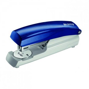 Leitz 5500 Plastic Stapler Blue 30 Sheets