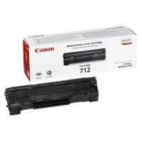 Canon CRG 712 Laser Toner Cartridge Black Code 1870B002AA
