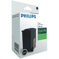 Philips Fax Inkjet Cartridge Page Life 500pp Black Ref PFA441