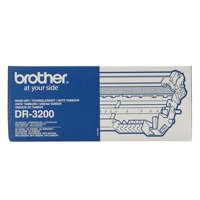 Brother Laser Drum Unit Page Life 25000pp Ref DR3200